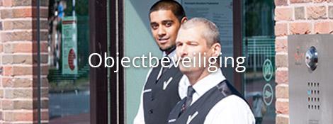Beveiligingsdiensten - Objectbeveiliging