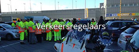 Beveiligingsdiensten - verkeersregelaars