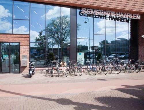 Kordaat handelen van Alpha bewakers in de Publiekshal  Haarlem