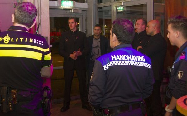 Alpha Security SUS-teams in Alkmaar en Haarlem
