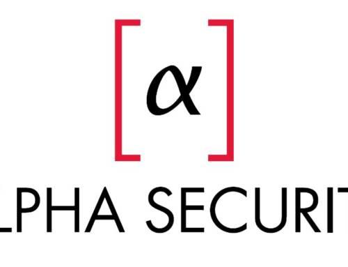 Alpha Security neemt beveiligers over