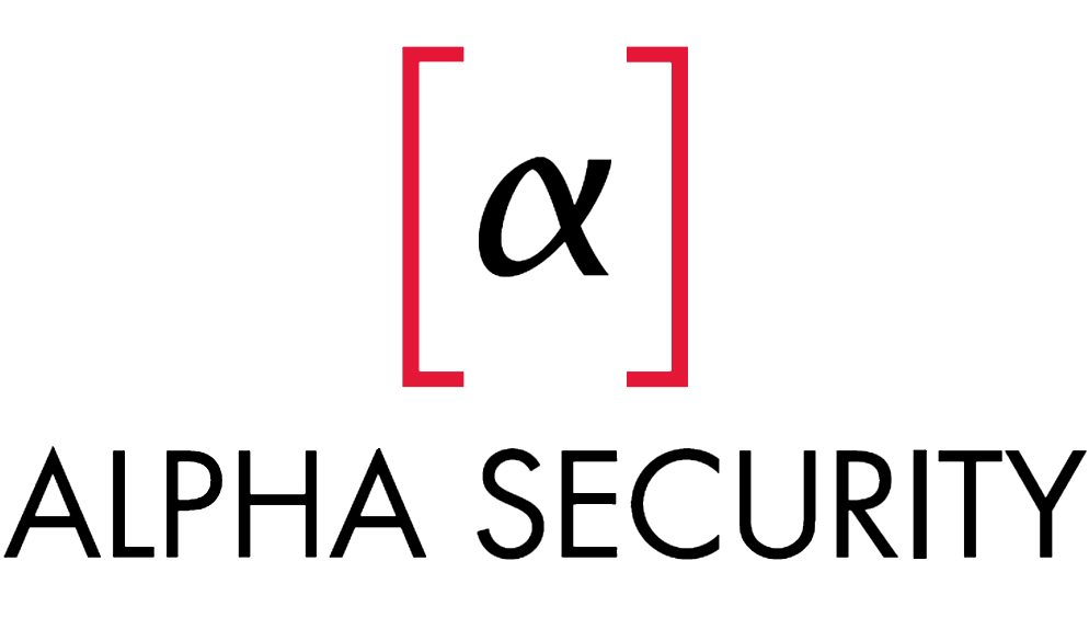Logo Alpha Security